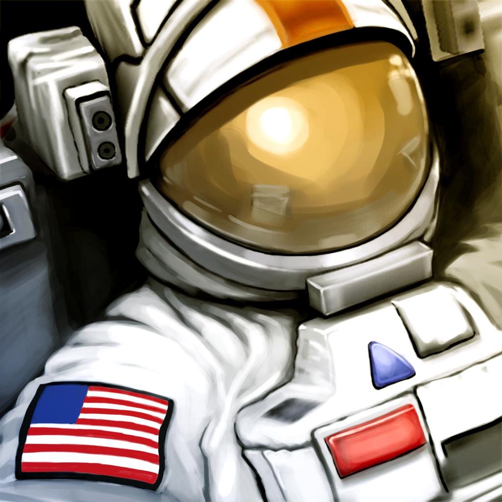 Astronaut Spacewalk HD iOS